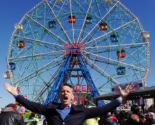Coney Island re-opens to public with fun and fanfare